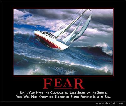 Fear boat