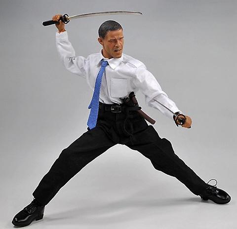 Ninja obama