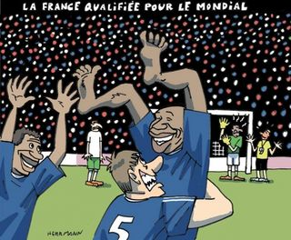 Henri cartoon